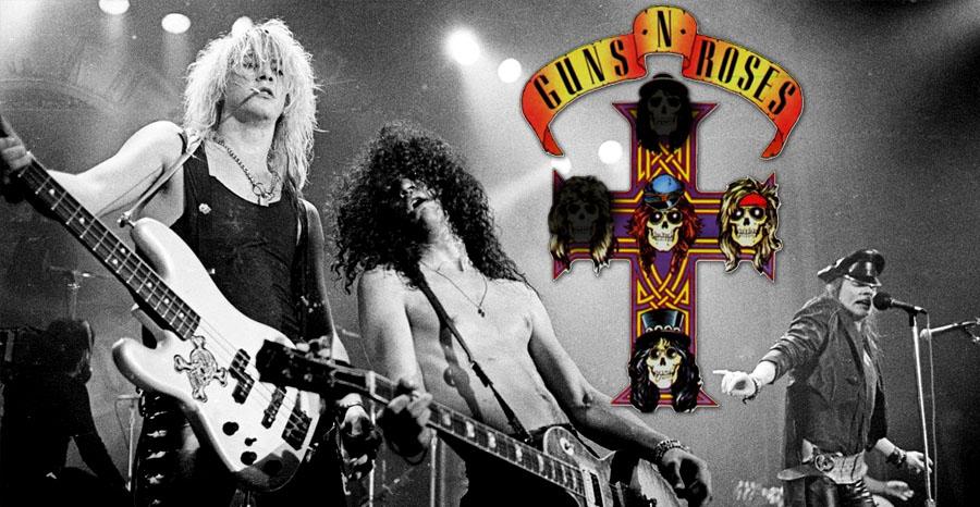 Guns N Roses Reunion