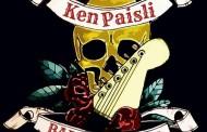 """""""Bad Obsession"""" il primo romanzo rock noir di Ken Paisli"""