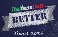 Italians Do It Better: Winter 2015