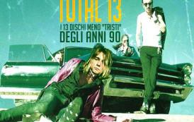 """I 13 dischi meno """"tristi"""" degli anni 90"""