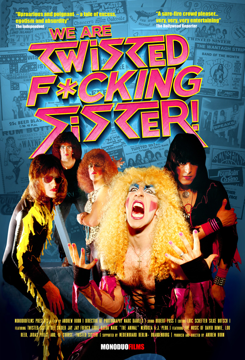 We are Twisted F*cking Sister!' The Movie