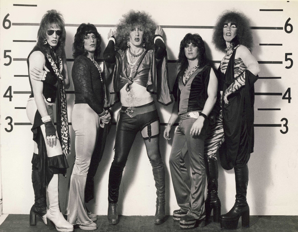 Twisted Sister 70s