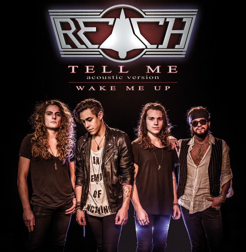 "Reach: video acustico di ""Tell Me"""