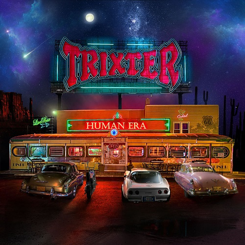 """Trixter """"Human Era"""""""
