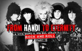 Hanoi Rocks: la vita dopo il più bel disastro del Rock And Roll (Part 1)