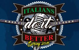 Italians Do It Better: Spring 2016