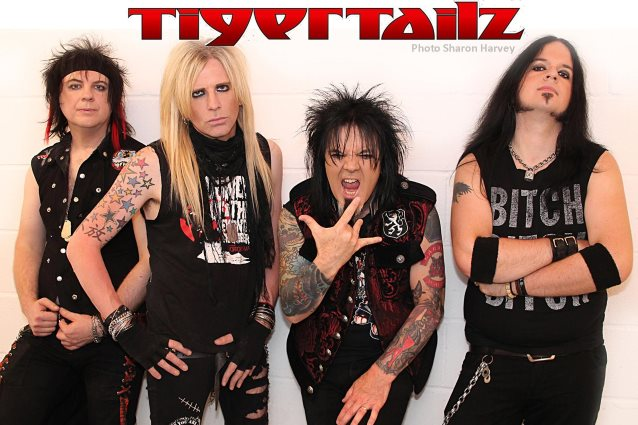 Tigertailz: tour italiano con i Fall Has Come