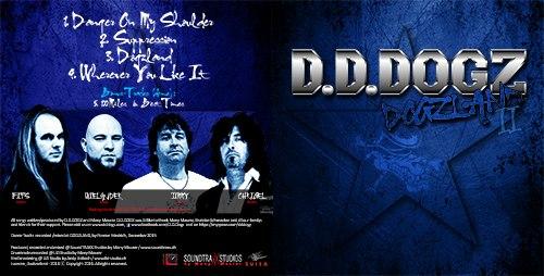 D.D. DOGZ: ep e nuovo cantante