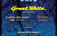 Diversamente Rock IV: Great White headliner