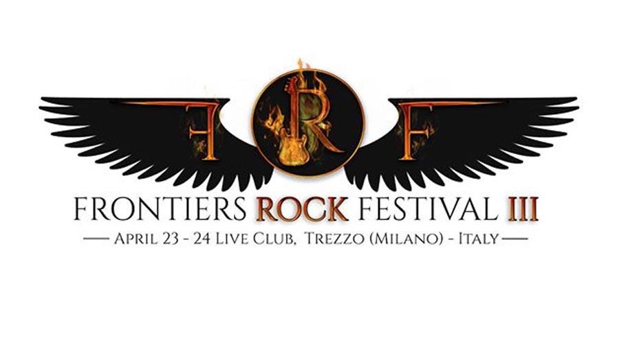 Frontiers Rock Festival III: 23/24 aprile 2016