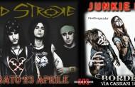 Speed Stroke e Junkie Dildoz live al Borderline di Modena