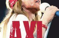 Axl: nuova edizioni del libro di Ken Paisli