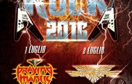 Clusone Rock: a luglio Praying Mantis e Bonfire