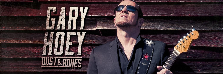 """Gary Hoey: fuori il nuovo album """"Dust & Bones"""""""