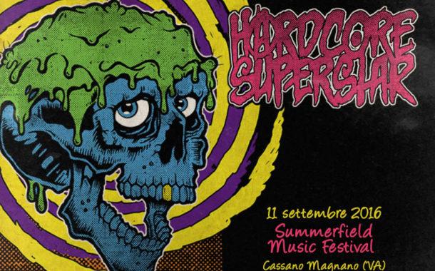 Hardcore Superstar in concerto a settembre