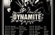 Dynamite in Italia per due concerti