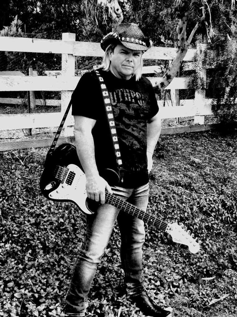 Jesse Damon: nuovo album per il frontman dei Silent Rage