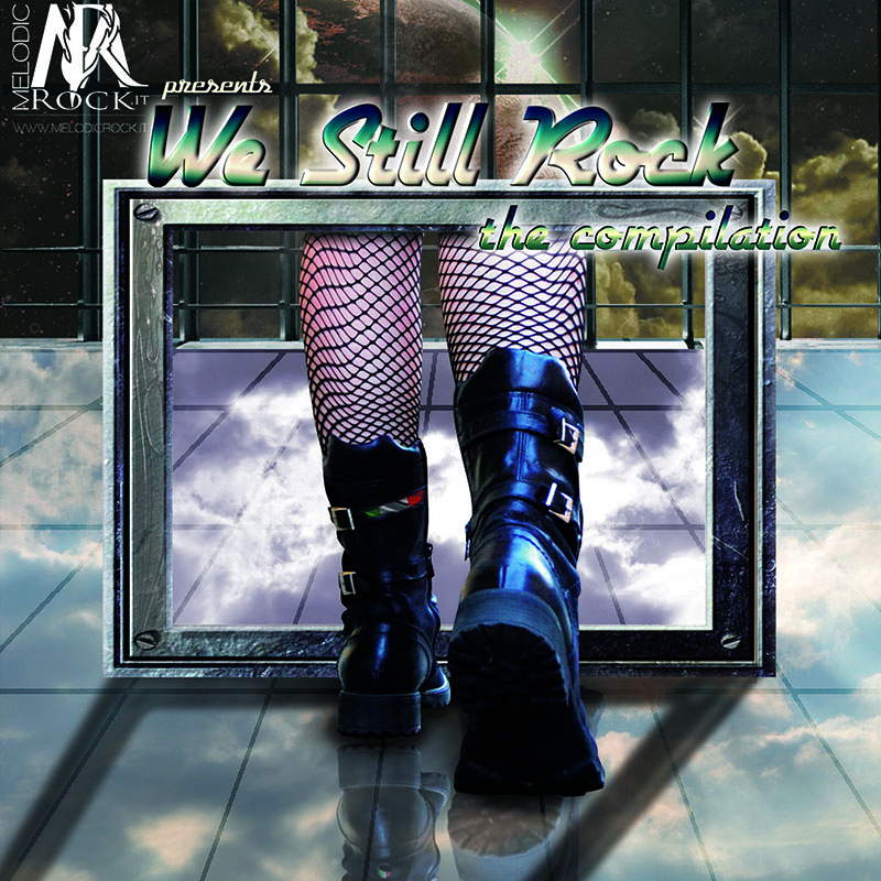 """We Still Rock"": la compilation ufficiale di ""A Melodic Rock Night"""