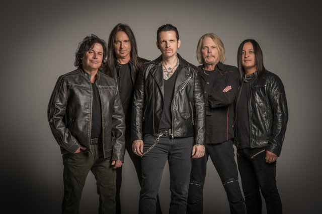 "Black Star Riders: il quarto trailer di ""Heavy Fire"""