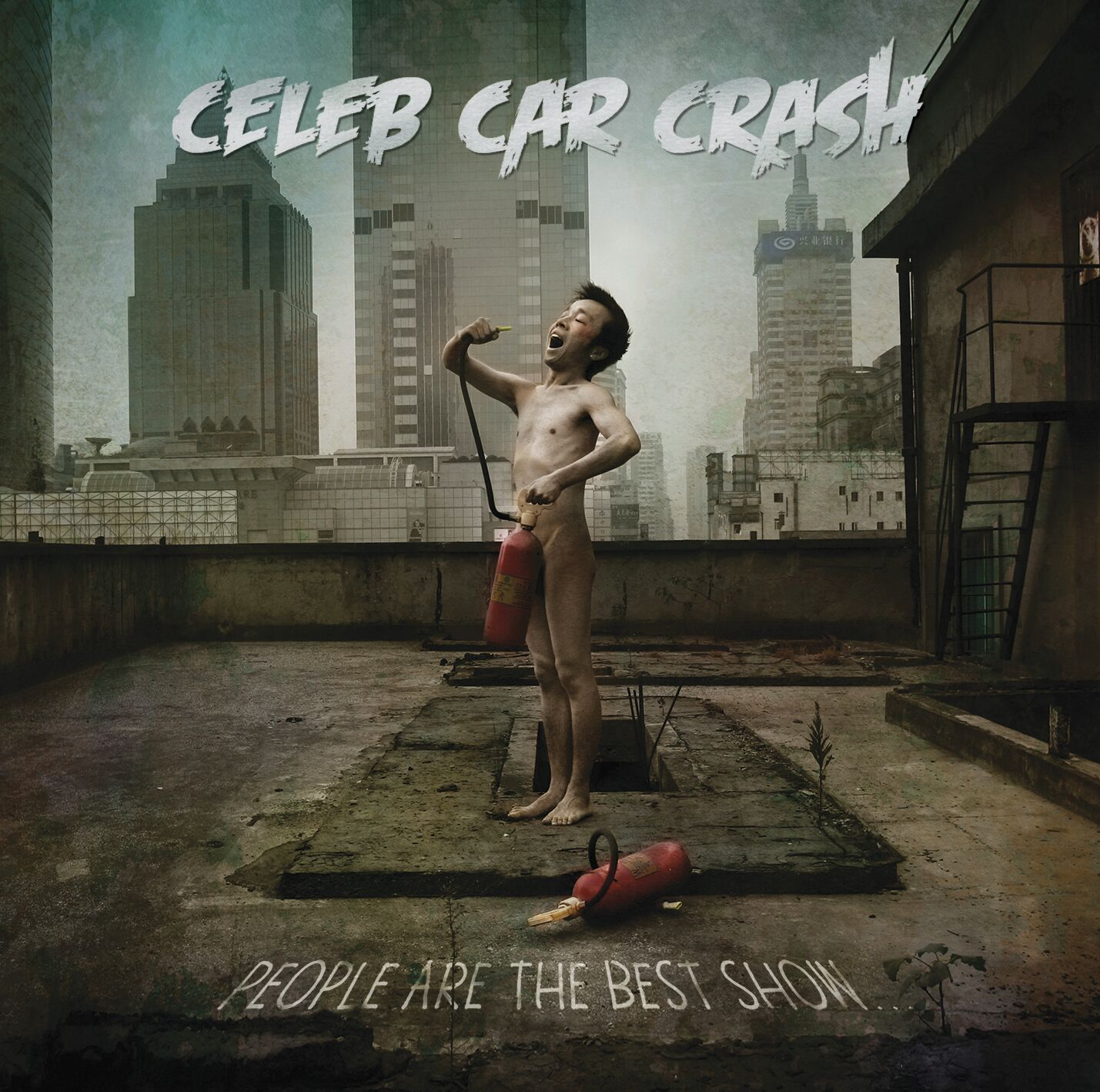 "I Celeb Car Crash presentano ""People Are The Best Show"""