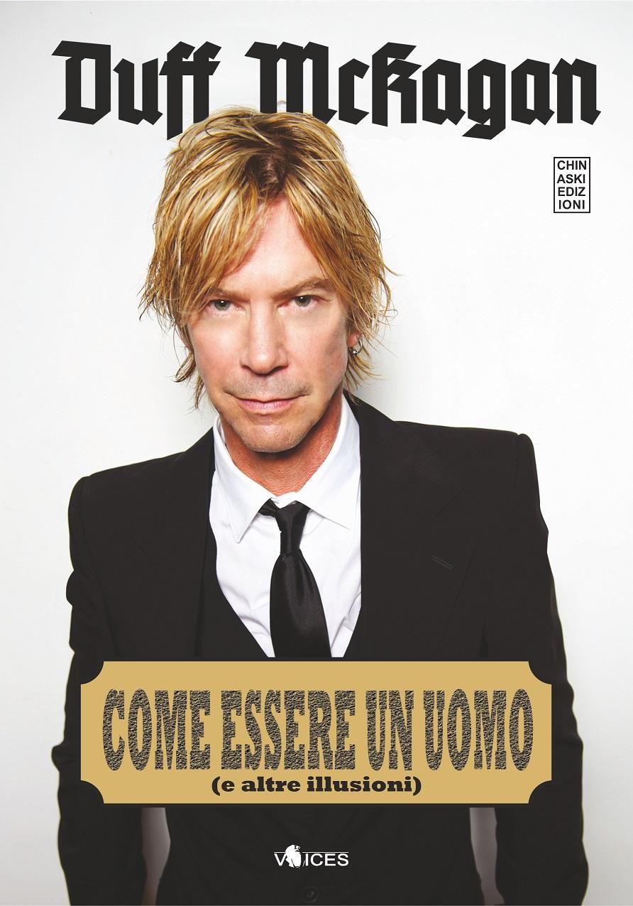 Duff McKagan: nuovo libro per il bassista dei Guns N' Roses