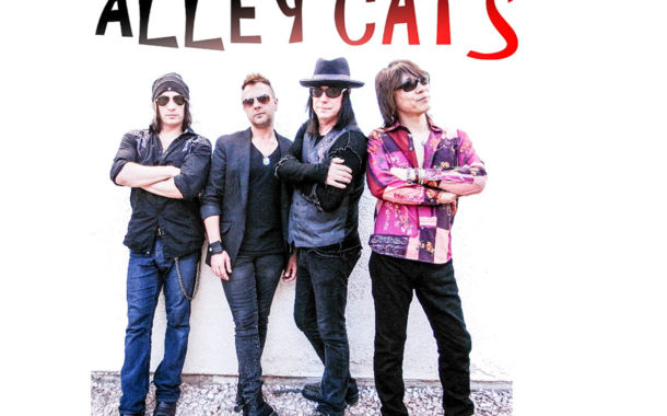 Alley Cats: nuovo progetto per Brent Muscat