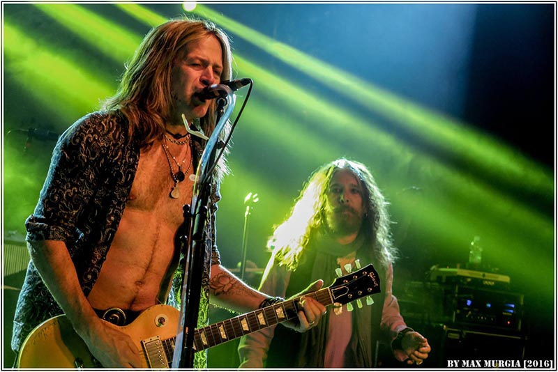 The Answer + The Dead Daisies: Magazzini Generali (Milano) 29 Novembre 2016