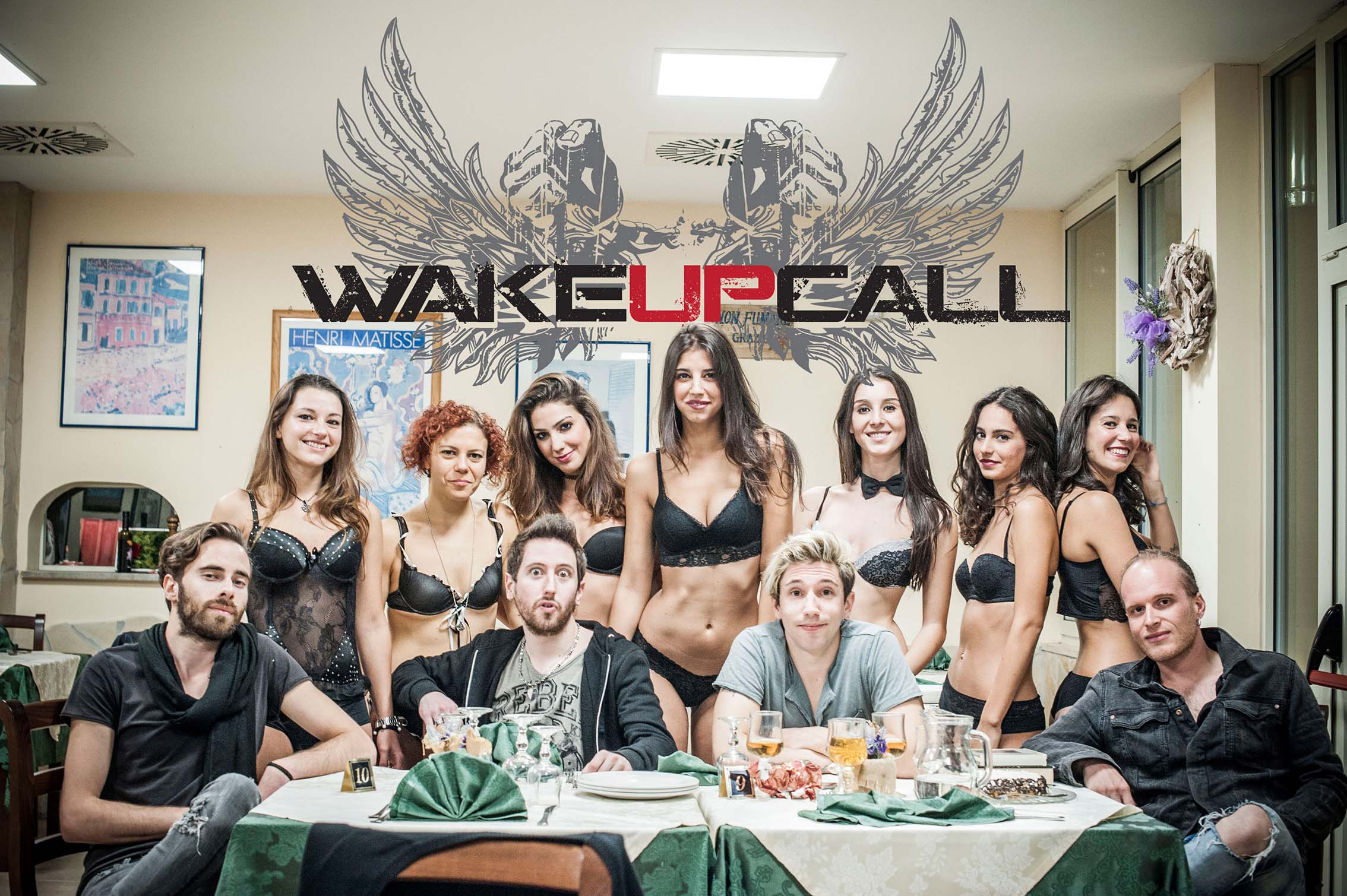 "WakeUpCall: video di ""Sex Hallelujah"""