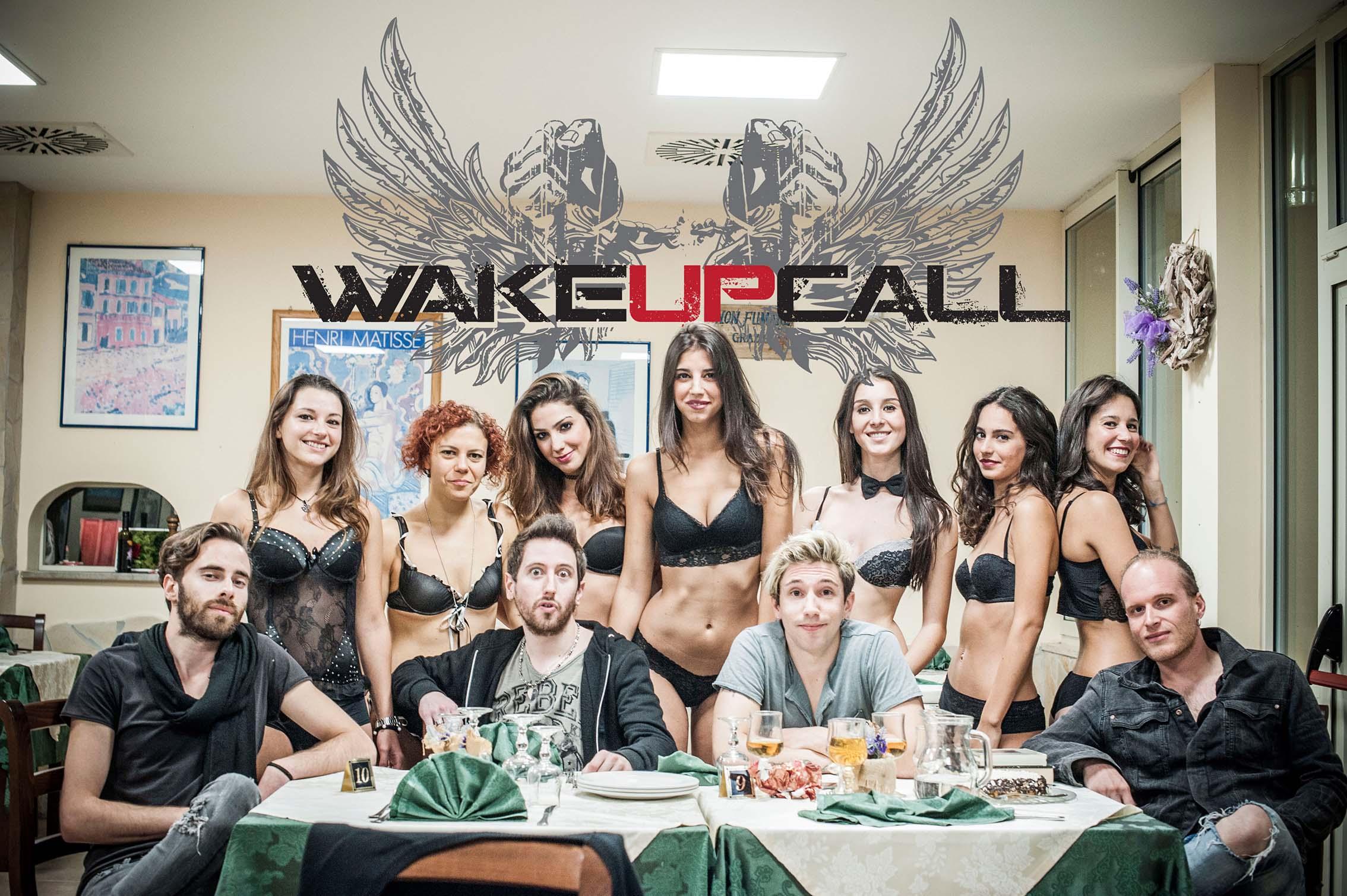 WakeUpCall - Sex Hallelujah