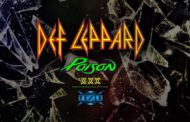 Def Leppard annunciano il tour con Poison e Tesla