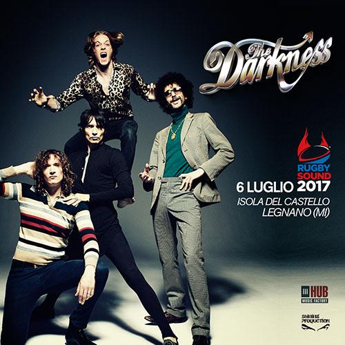 Darkness a luglio in Italia