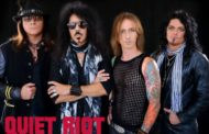 I Quiet Riot firmano per la Frontiers Records