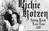 Richie Kotzen: unica data in Italia