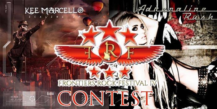 Frontiers Rock Festival Contest