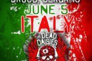 The Dead Daisies: annunciata la prima band spalla al Druso