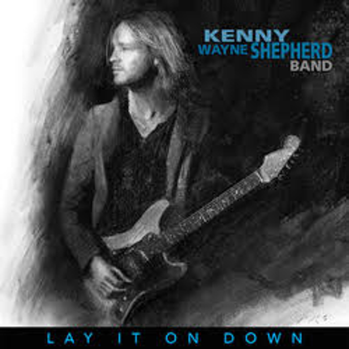 """Lay It On Down"" è il nuovo disco di Kenny Wayne Shepherd"