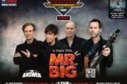 Mr. Big: il prossimo novembre un'unica data italiana