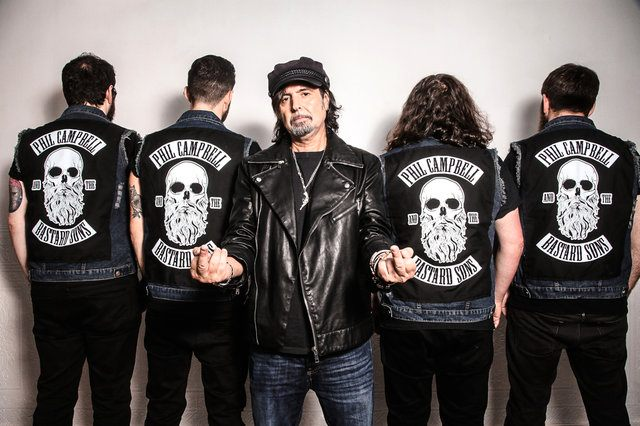 Phil Campbell & The Bastard Sons: firmano per Nuclear Blast