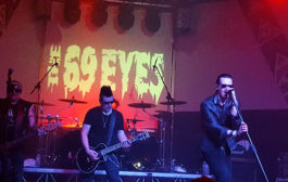 The 69 Eyes, The Strigas, Vald In Tears – Revolver Club, San Donà (VE) 13 Maggio 2017