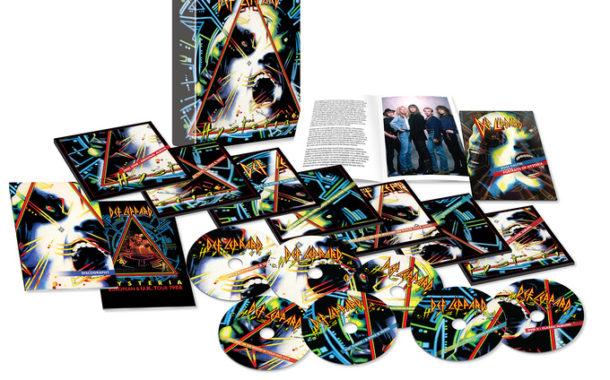 """Def Leppard: fuori il 4 agosto """"Hysteria 30th Anniversary"""""""