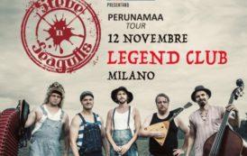 Steve'N'Seagulls: un'unica data italiana il prossimo novembre