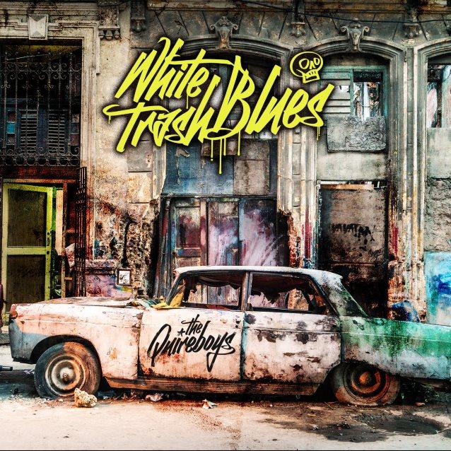 Quireboys annunciano l'uscita di 'White Trash Blues'