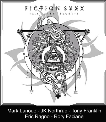 I Fiction Syxx debuttano per Melodic Rock Records