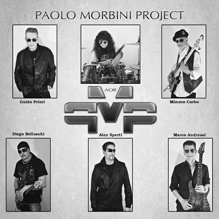"Paolo Morbini Project: video di ""She'll Never Be The One"""