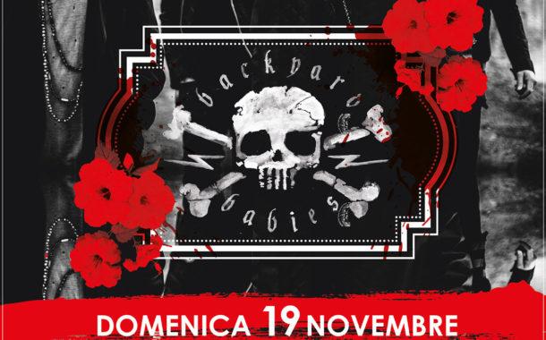 Backyard Babies: unica data in Italia il 19 novembre a Milano