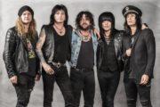 L.A. Guns e Stone Trigger in tour in Italia