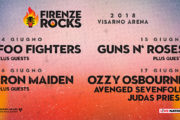 Firenze Rocks: annunciati gli headliner per il 2018