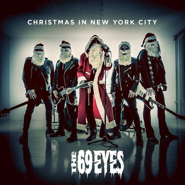 The 69 Eyes pubblicheranno a breve la canzone natalizia 'Christmas In New York City