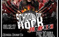 Nasce 'School Of Rock Friday High': Peter London dei Crashdiet l'8 dicembre