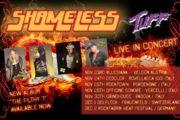 Shameless e Tuff in tour in Italia